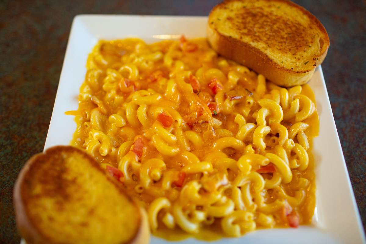 Palomino Mac & Cheese