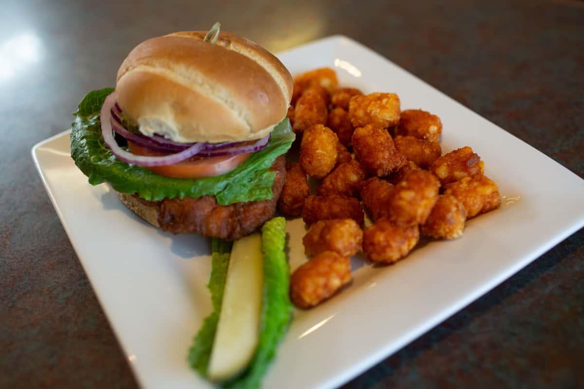 The Max Burger