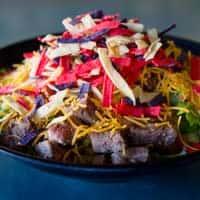 Baja Steak Salad