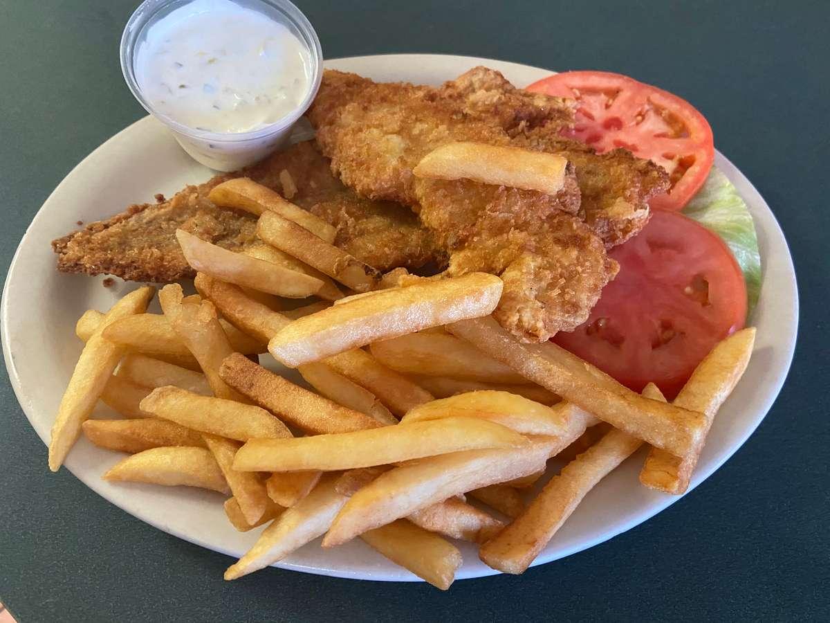 Sr. Fish & Chips