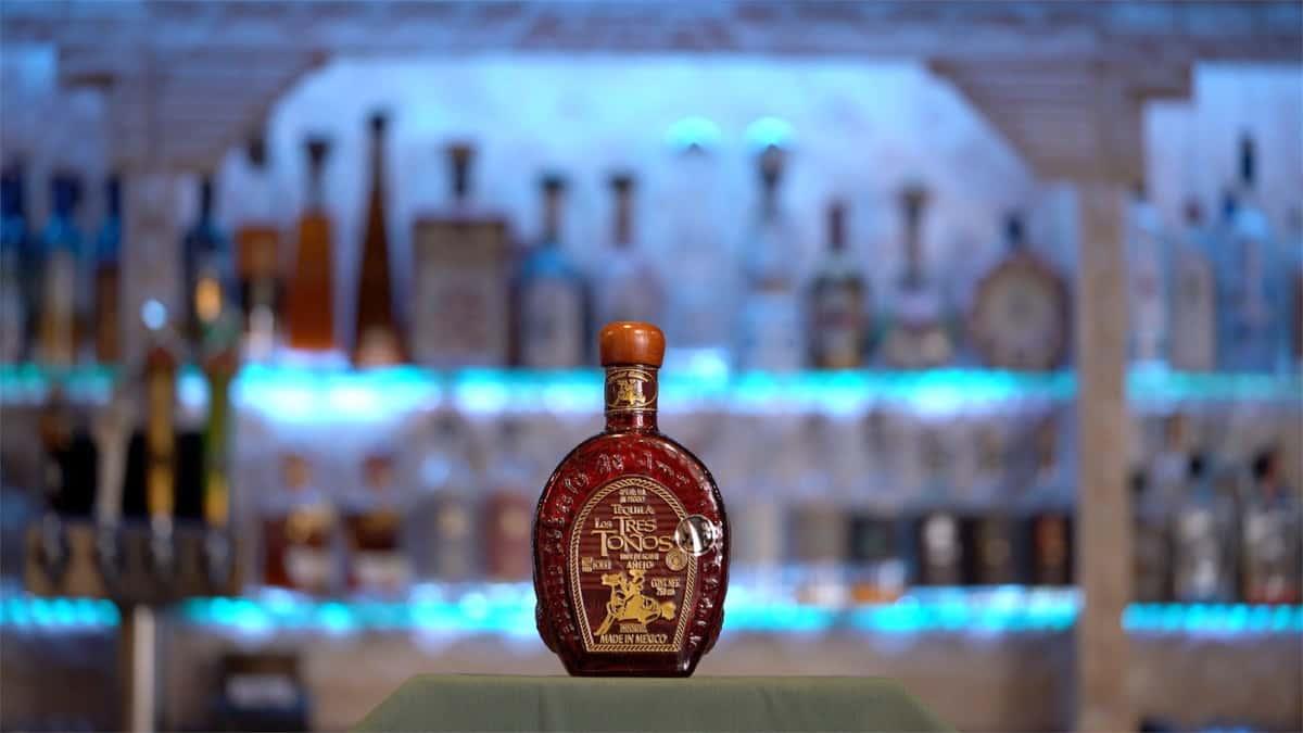 Los Tres Tonos Anejo Tequila