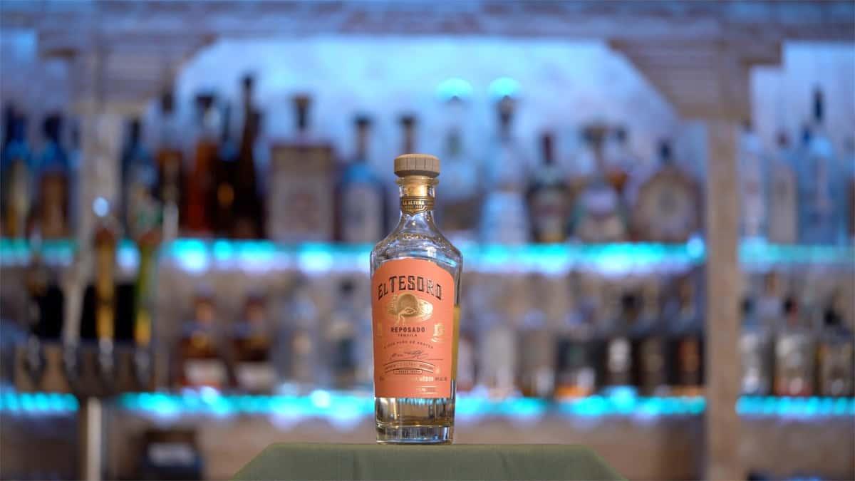 El Tesoro de Don Felipe Resposado Tequila