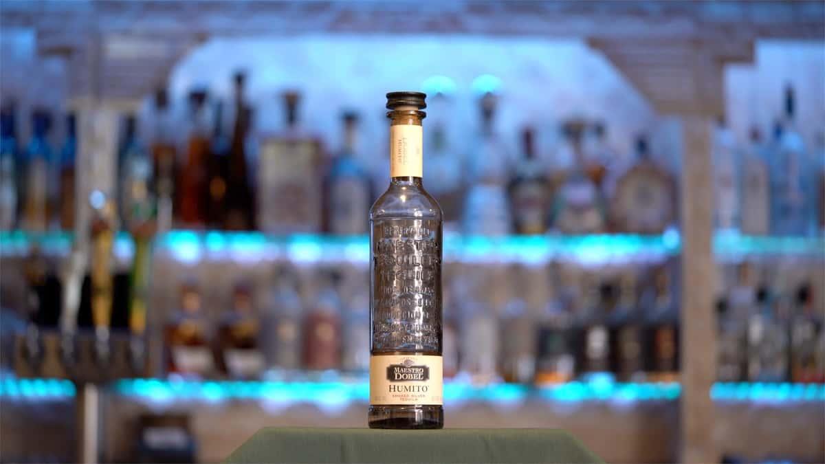 Maestro Dobel Humito Smoked Silver Tequila
