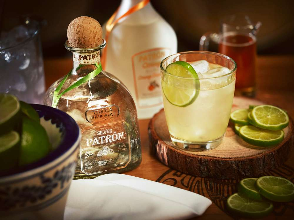 Perfect Patron Margarita at Home