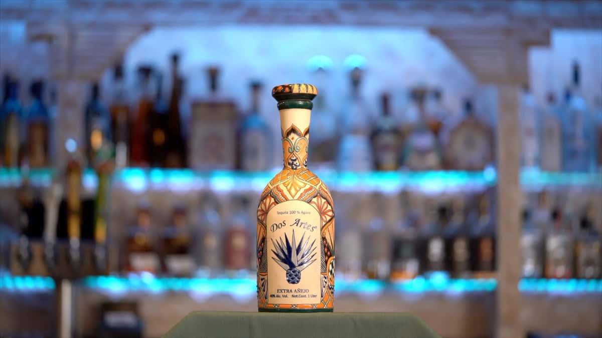 Dos Artes Extra Anejo Tequila