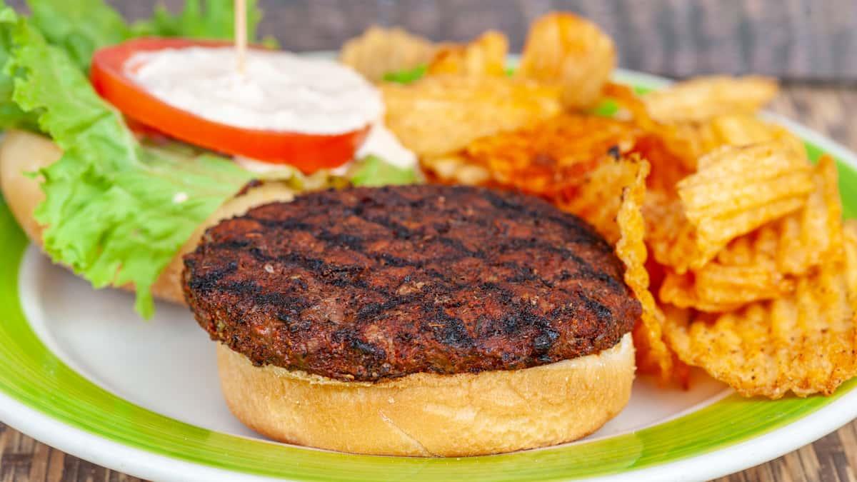 Cajun Burger*