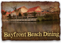 Bayfront Beach Dining