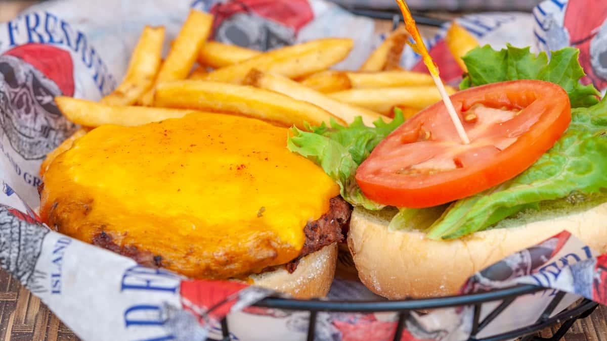 Chesapeake Burger*