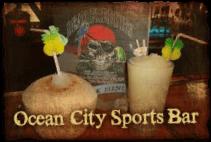 Ocean city sports bar