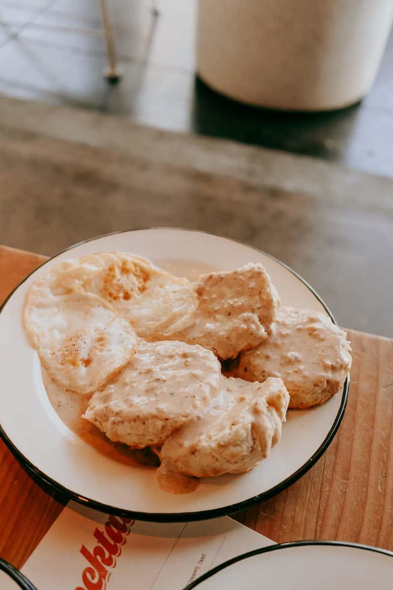 Biscuits & Gravy*