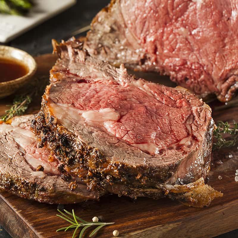 Beef Sirloin Roast