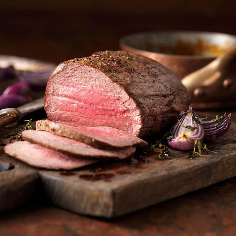 Beef Tenderloin Pastrami