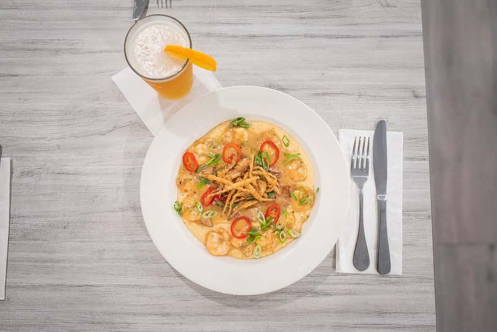 So-Co Shrimp & Grits