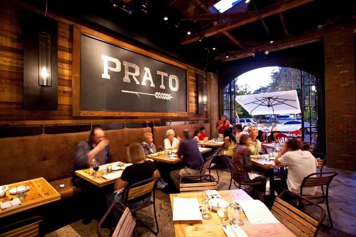 Condé Nast Traveler Names Prato One of 21 Best Restaurants in Orlando
