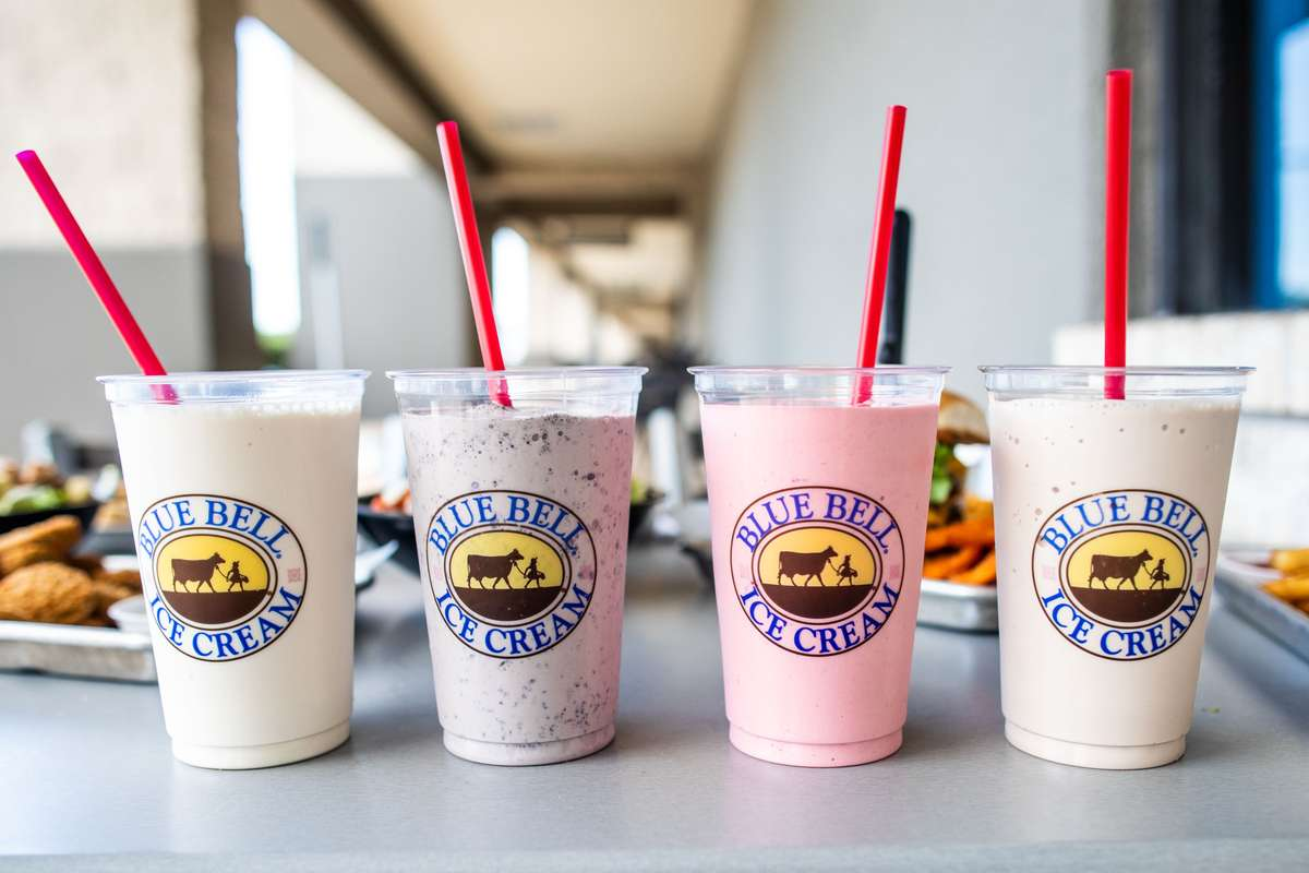 Blue Bell Shakes