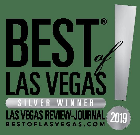 best of las vegas gold winner 2019