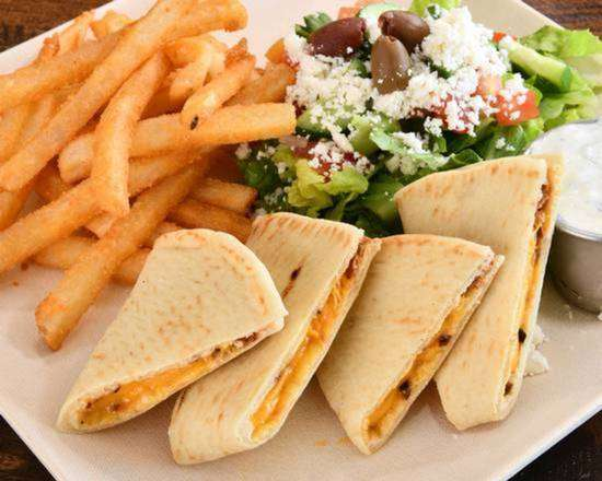Grilled Cheese Pita