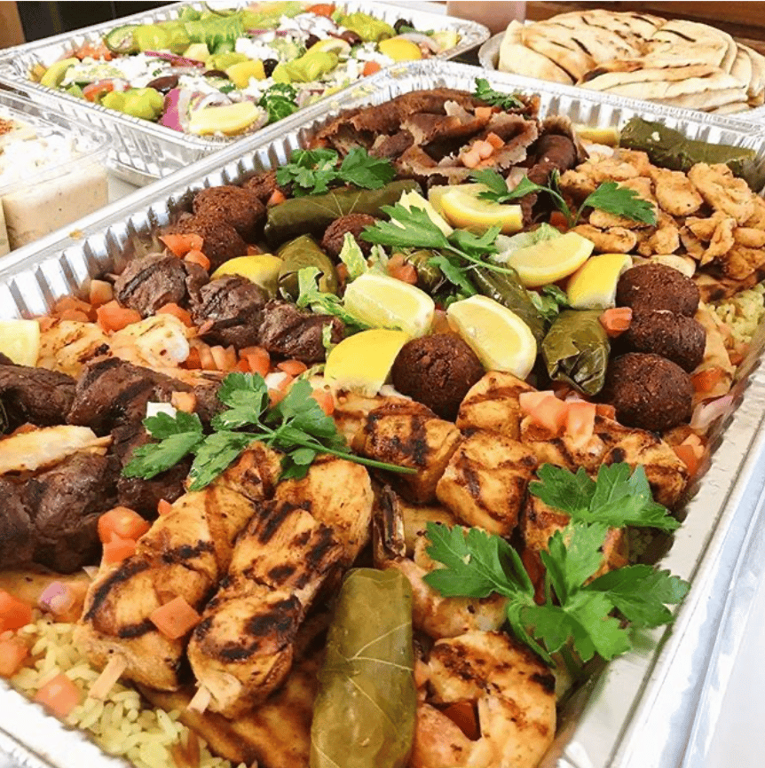 Healthful and Delicious Catering Near Me