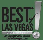 best of las vegas silver winner 2018