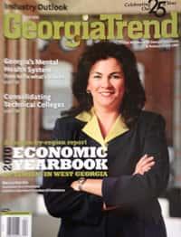 Georgia Trend, April 2010