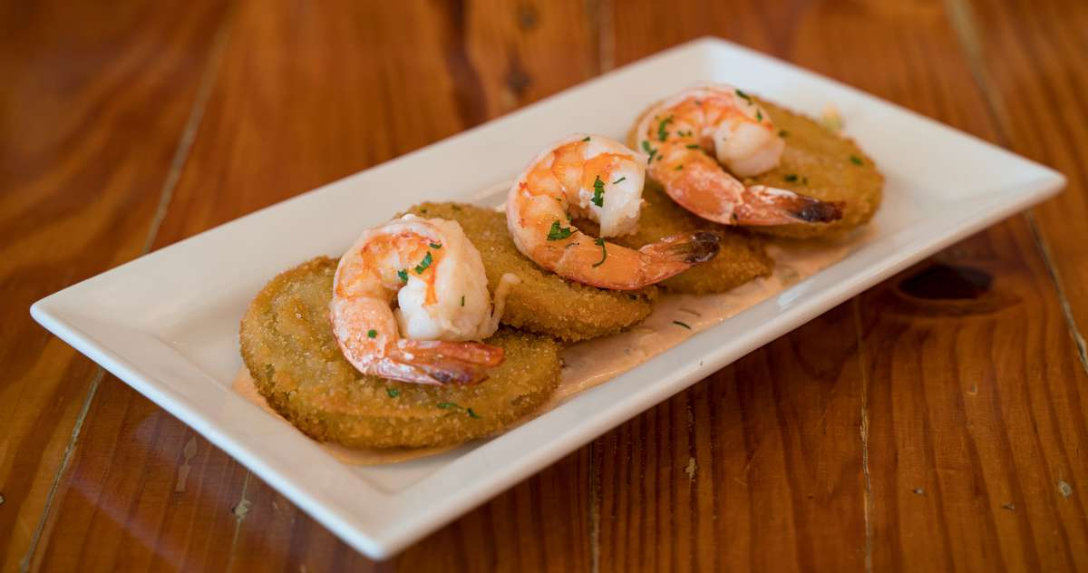 Fried Green Tomatoes*