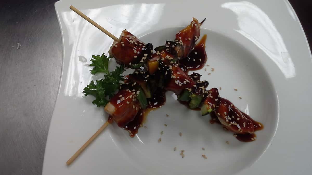 Yakitori (Chicken) Skewers
