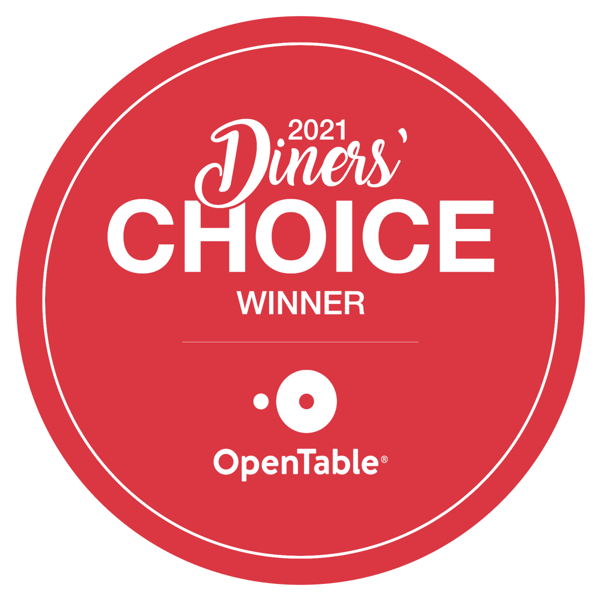 OpenTable's Best Overall Restaurants