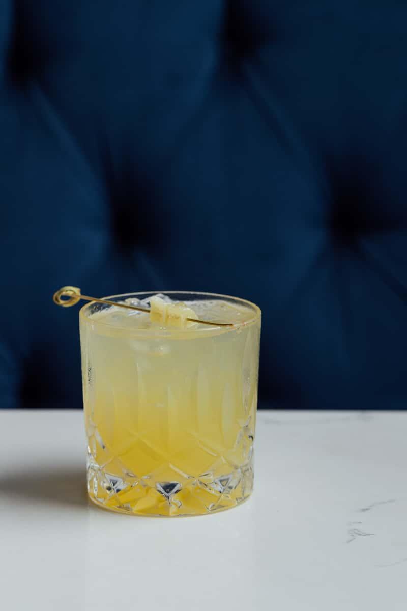Spicy Pineapple Margarita