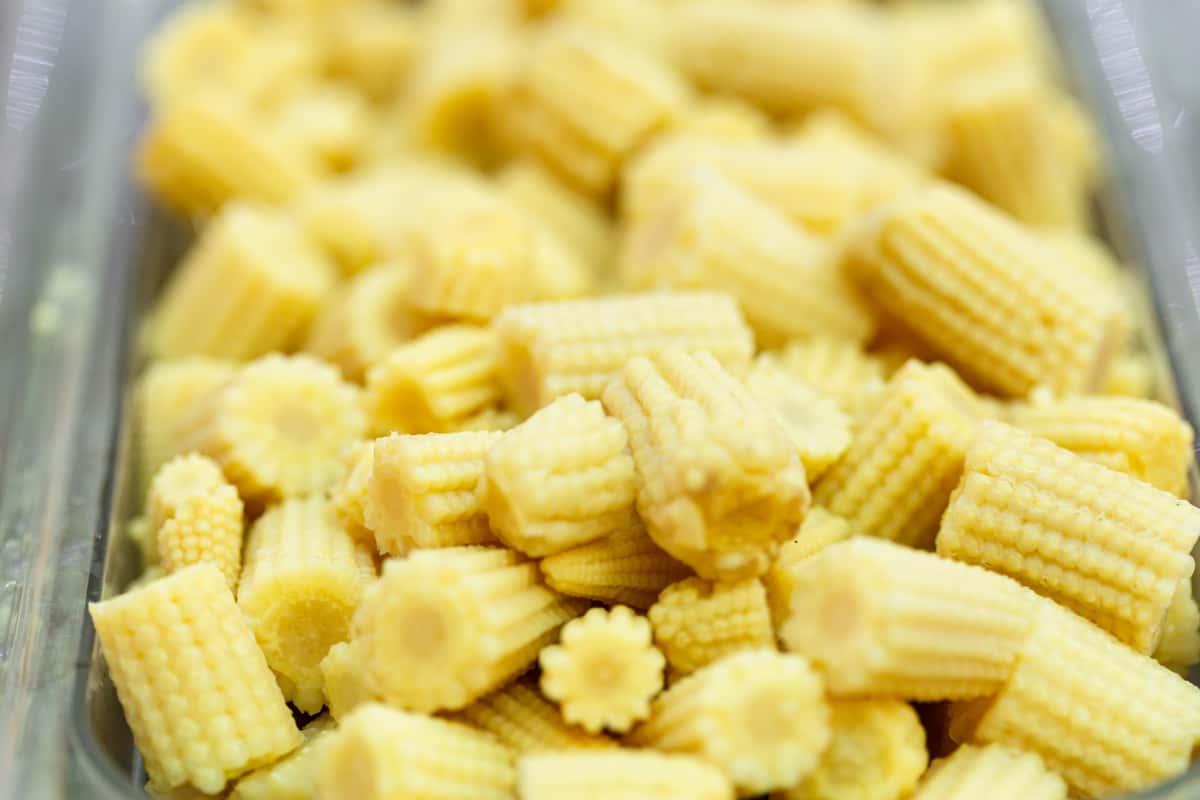 18. Baby Corn