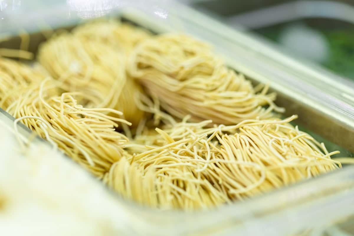 5. Egg Noodles