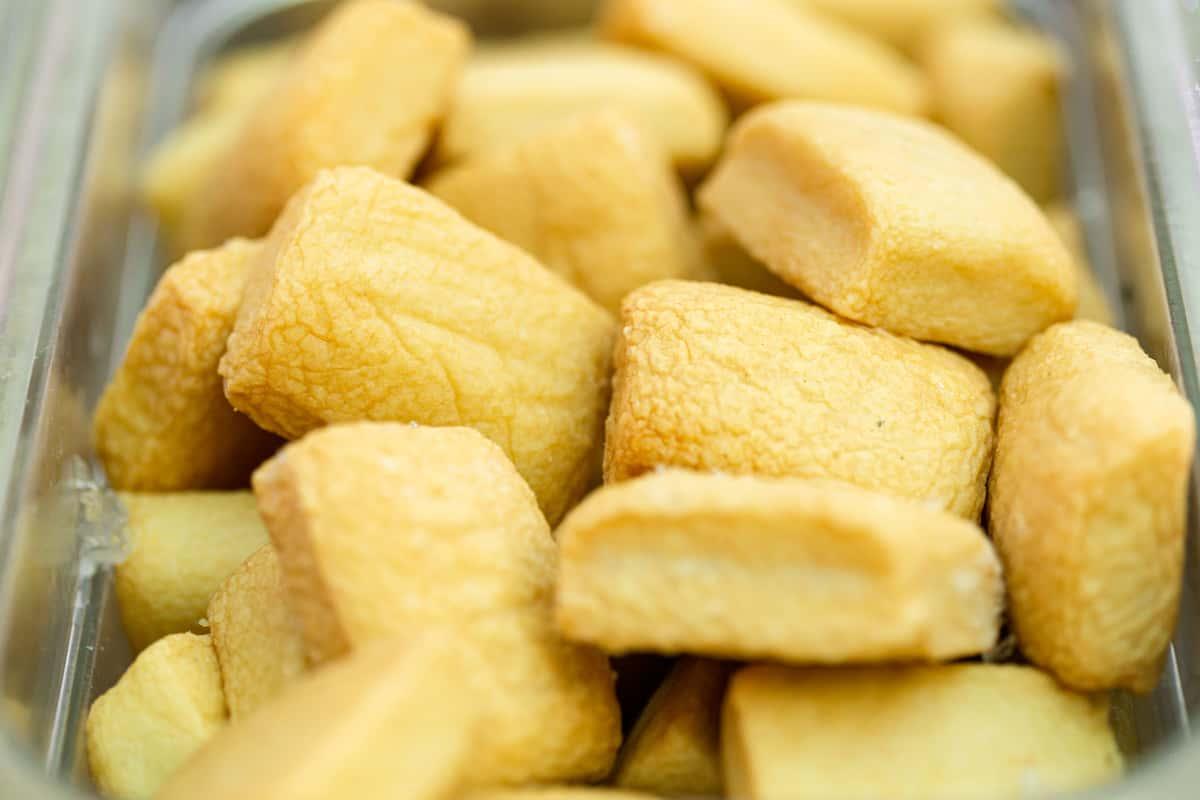 3. Fish Tofu