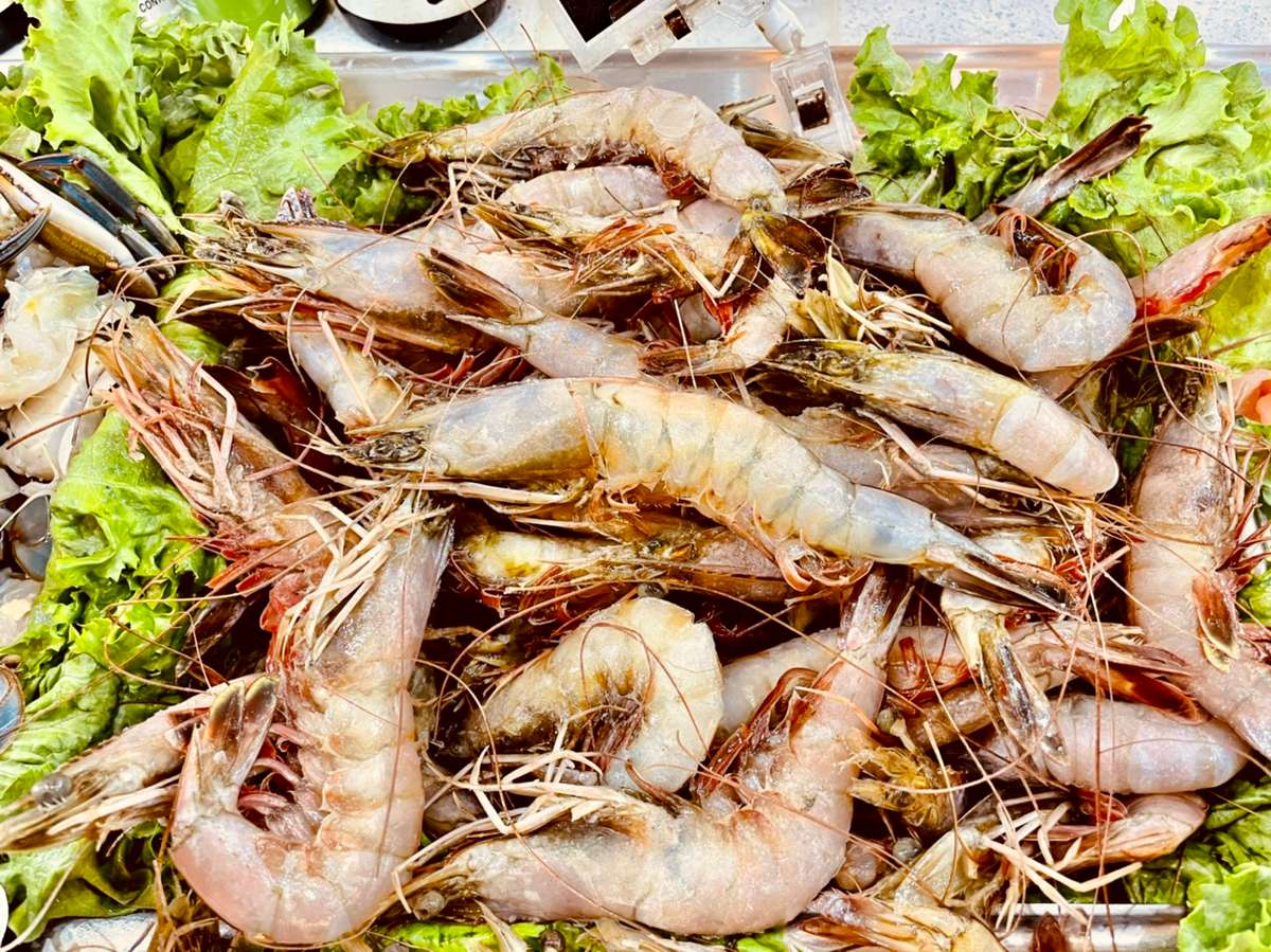 3. Wild Caught Tiger Shrimp*