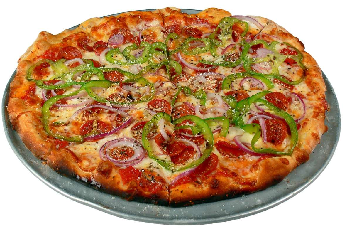 $2 OFF Any Large Pizza W/ 1 Topping or More