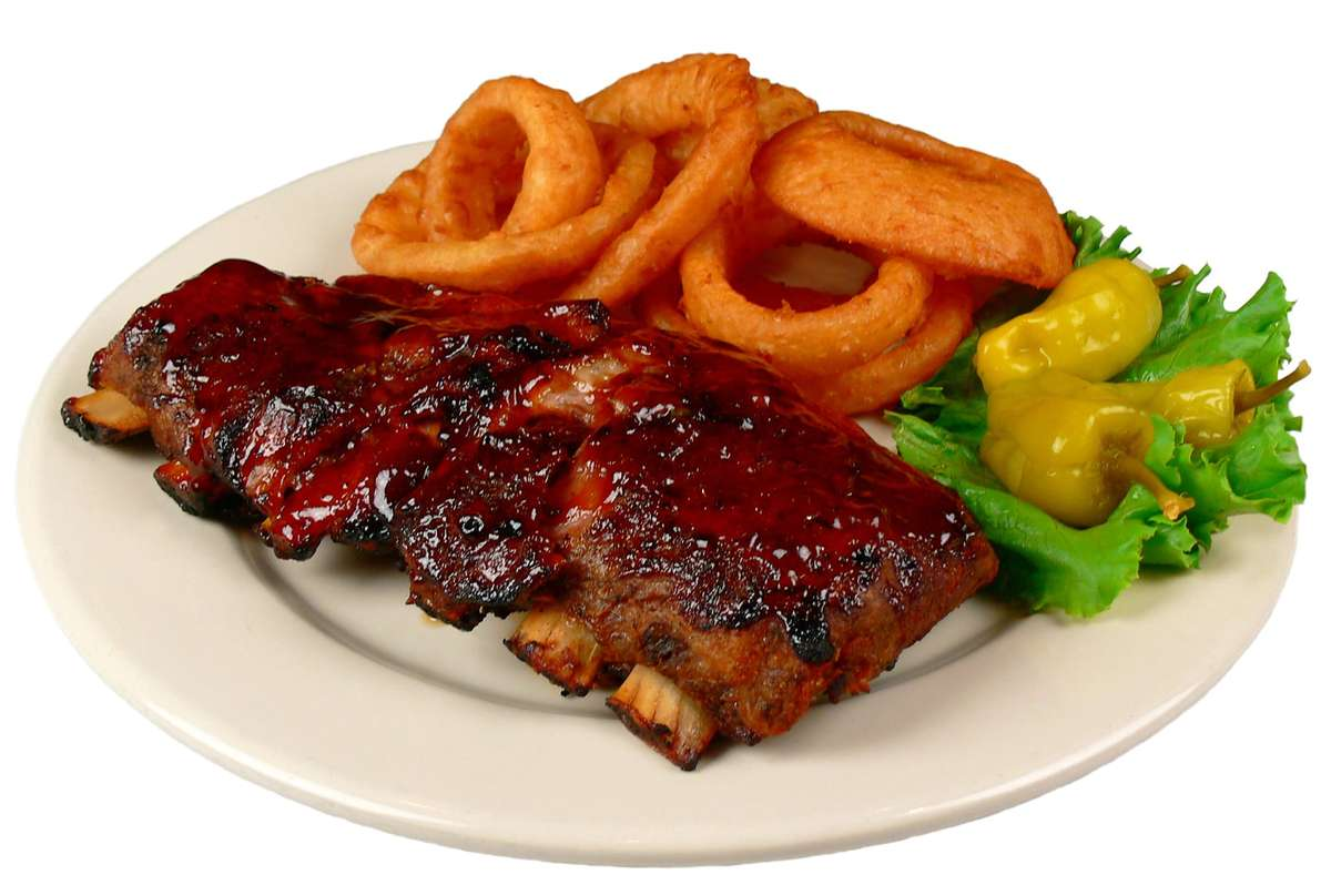 Smoked Baby Back Ribs — Award Winning!