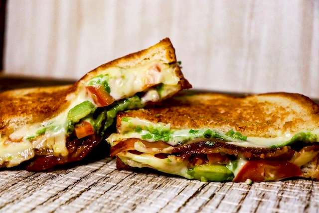 cali grilled cheese