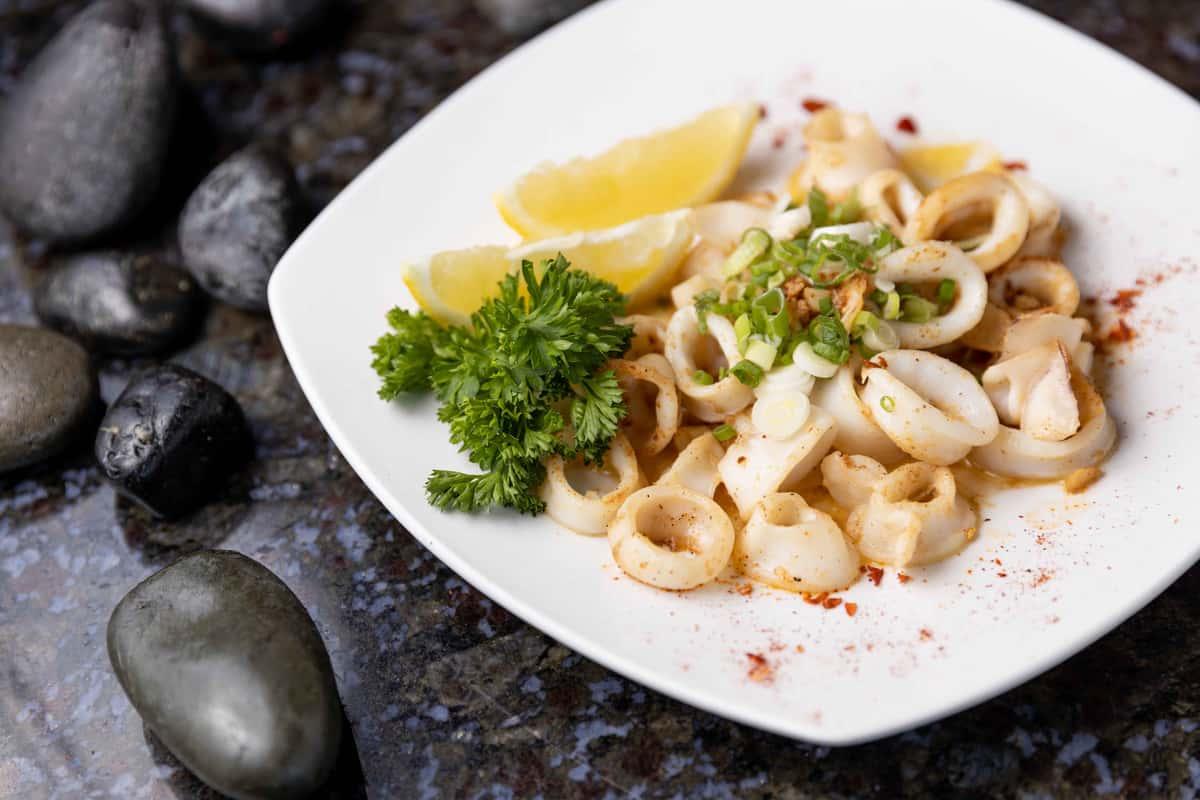 Calamari Sauté