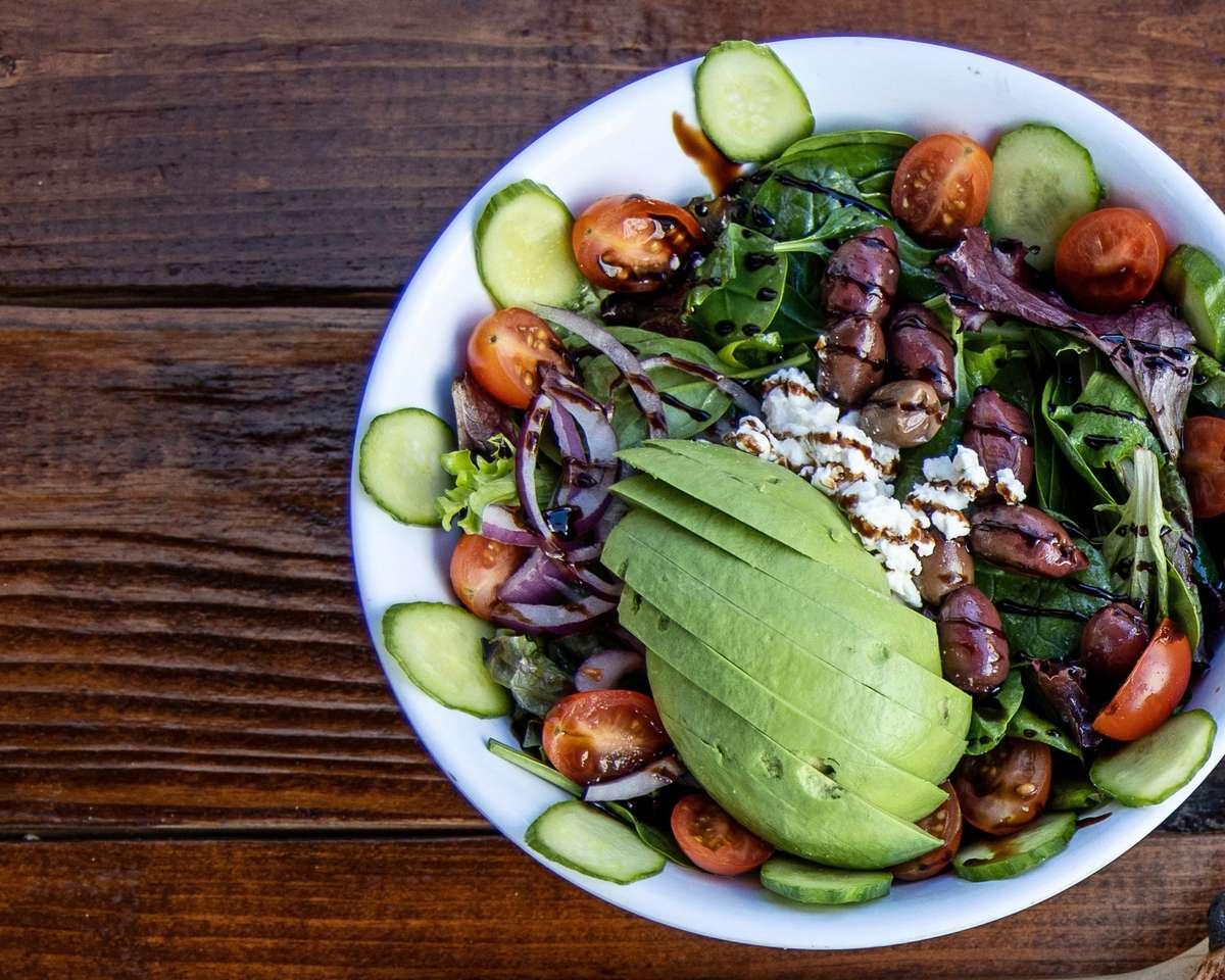 Mediteranian Salad