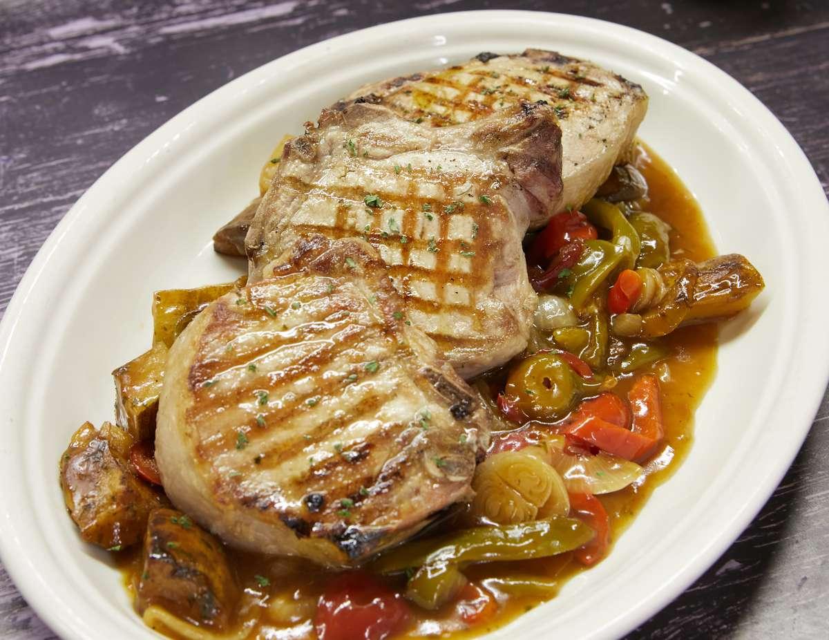 Pork Chops Doral (3)