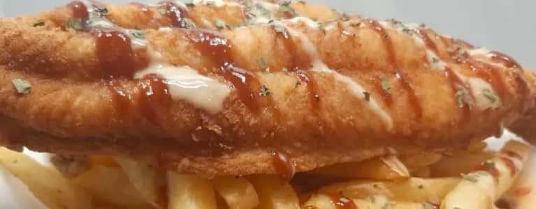 Catfish (fried)