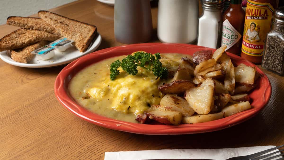Durango Omelette