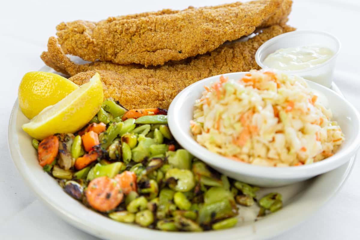 Southern Fried Catfish