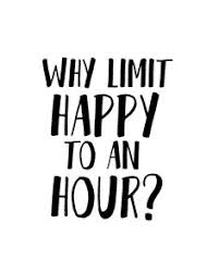 ALL DAY & ALL NIGHT HAPPY HOUR