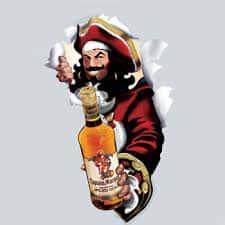 CAPTAIN MORGAN - CALL DRINK