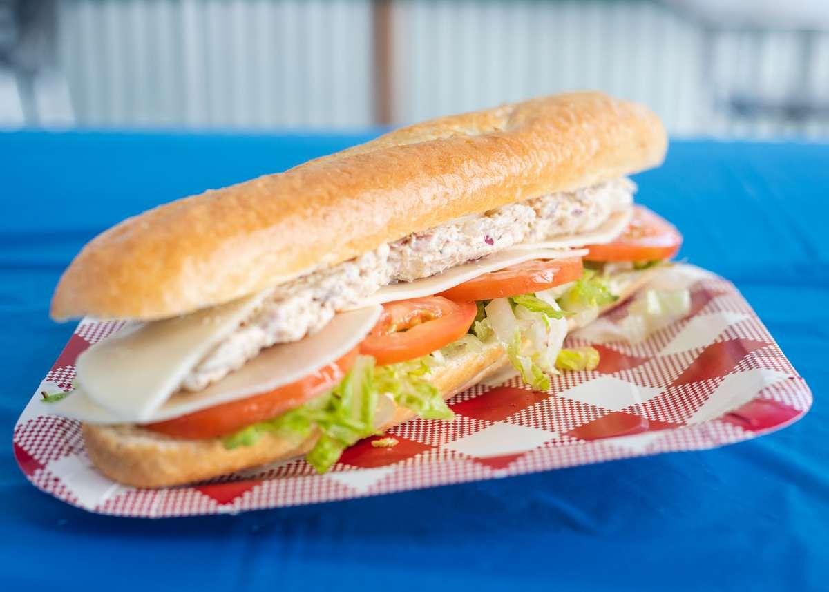 Jersey Tuna Sandwich
