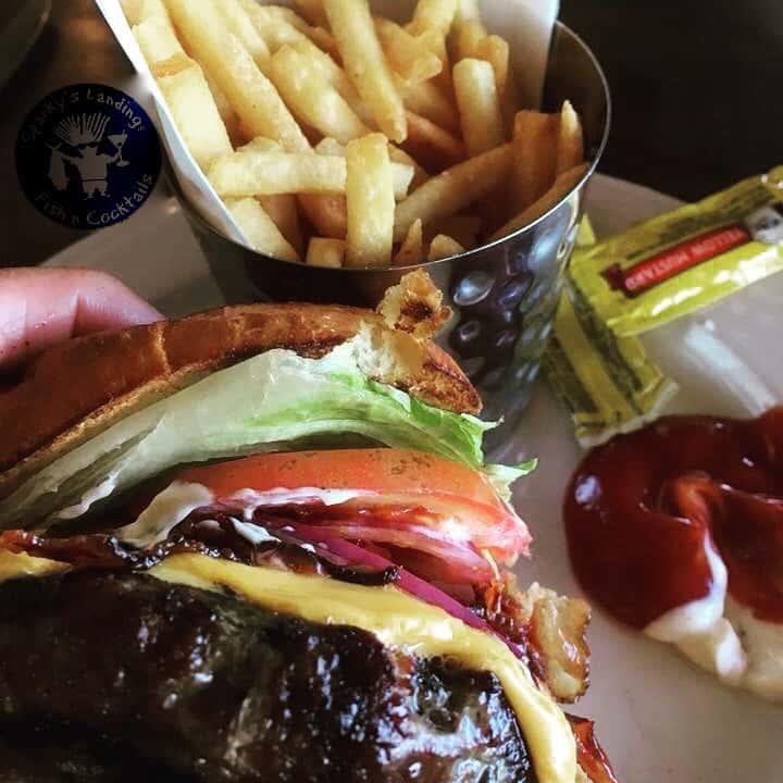 Sparky Burger