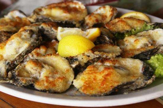 Sparky's Oysters
