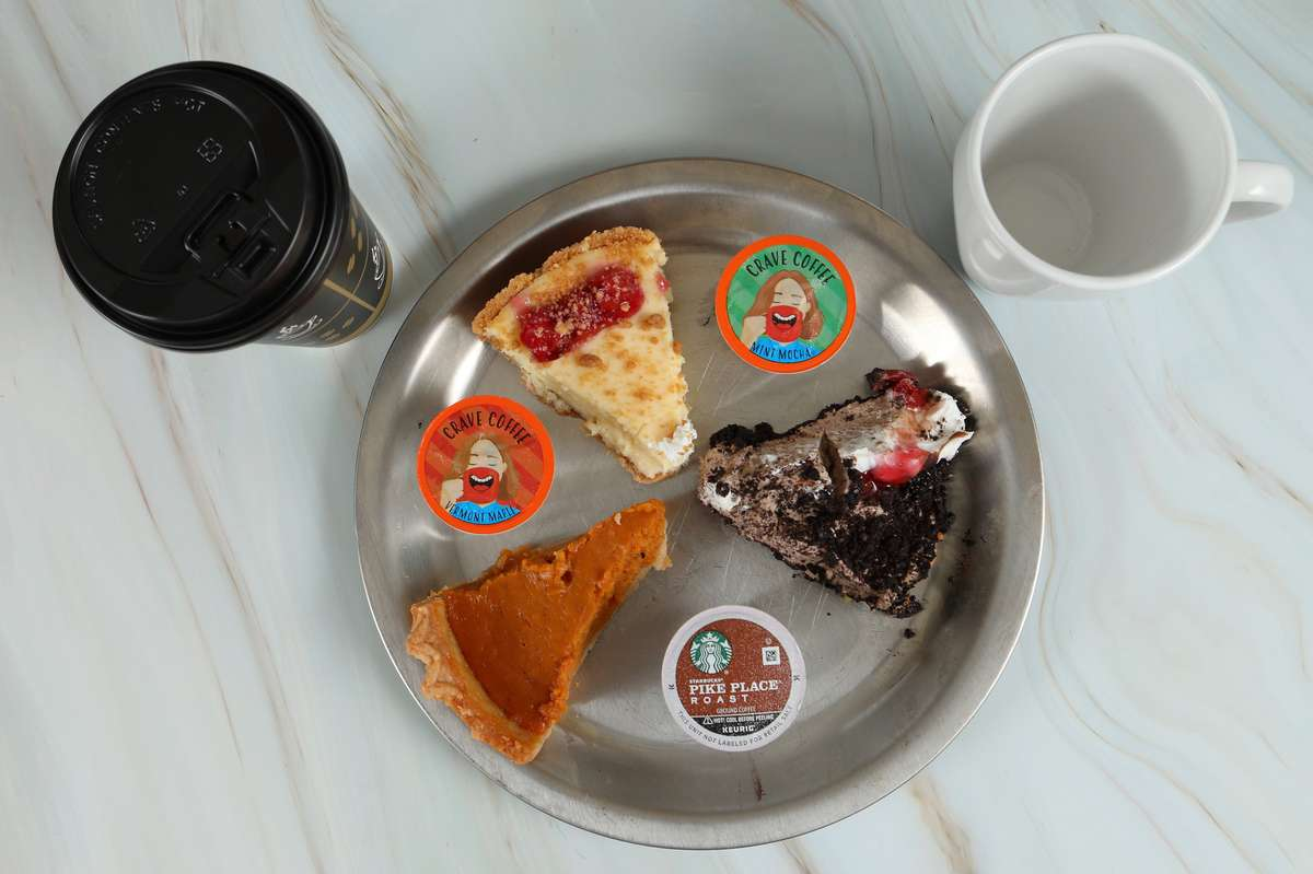 Oreo Cheesecake (Slice)