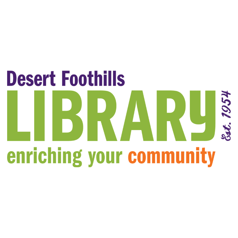 Foothills LIbrary Logo