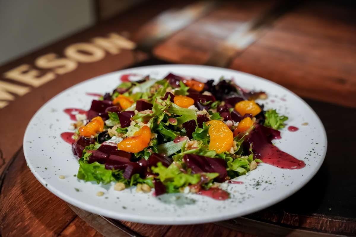 Can't Beet This Salad