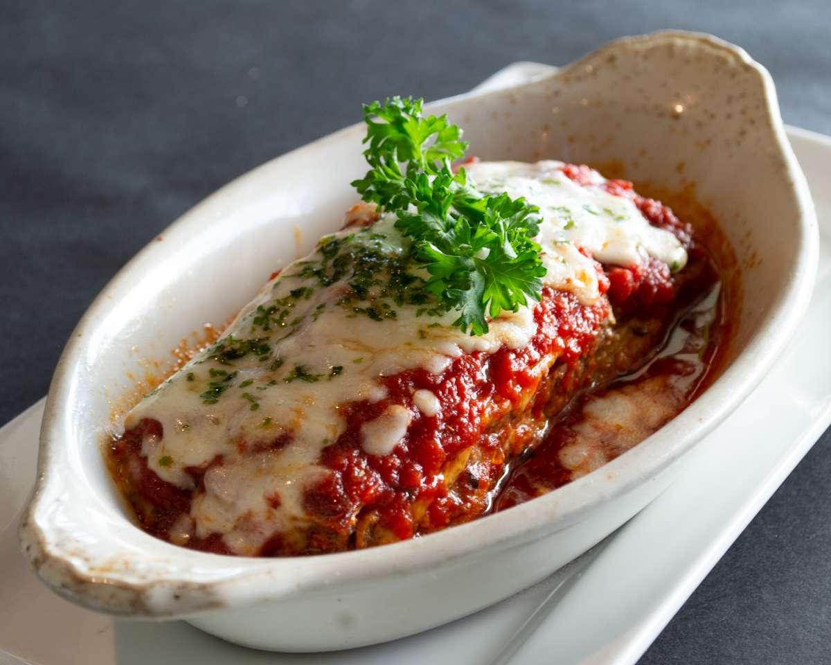 Ma's Lasagna